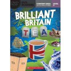 Brilliant Britain, Tea by Lynda Edwards, 9781908351067.