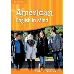 American English in Mind Starter by Brian Hart, 9780521733304.