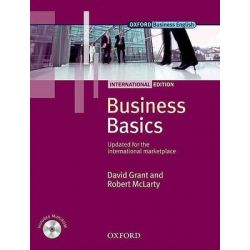 Business Basics, Student's Pack: Student Book Pack by David Grant, 9780194577809.