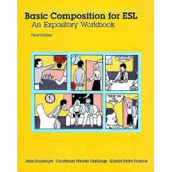 Basic Composition for ESL, An Expository Workbook by Jann Huizenga, 9780838430040.