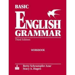Basic English Grammar Workbook by Betty Schrampfer Azar, 9780131849341.