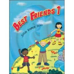Best Friends Student Book 1 by Susan Banman Sileci, 9780071211338.