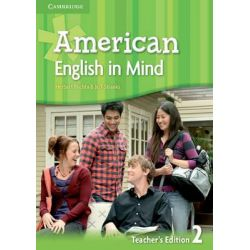 American English in Mind Level 2 by Herbert Puchta, 9780521733519.