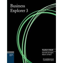 Business Explorer 3 Teacher's Book by Gareth Knight, 9780521754545.