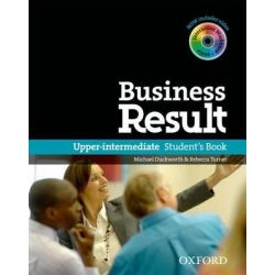 Business Result, Upper-intermediate: Student's Book with DVD-ROM and Online Workbook Pack by OXFORD, 9780194739405.