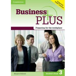 Business Plus Level 3 Student's Book by Margaret Helliwell, 9781107661875.