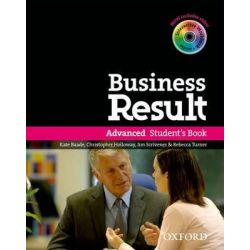Business Result, Advanced: Student's Book with DVD-ROM and Online Workbook Pack by OXFORD, 9780194739412.