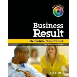 Business Result, Intermediate: Student's Book with DVD-ROM and Online Workbook Pack by OXFORD, 9780194739399.