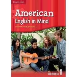 American English in Mind Level 1 Workbook by Herbert Puchta, 9780521733397.