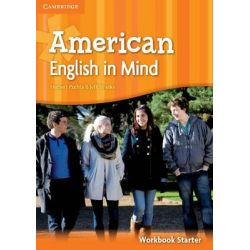 American English in Mind Starter Workbook by Herbert Puchta, 9780521733298.