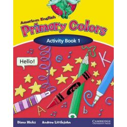 American English Primary Colors 1 Activity Book, Activity Book by Diana Hicks, 9780521539173.