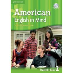 American English in Mind Level 2 Student's Book with DVD-ROM by Herbert Puchta, 9780521733441.