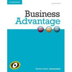 Business Advantage Intermediate Teacher's Book, Business Advantage by Jonathan Birkin, 9781107637702.