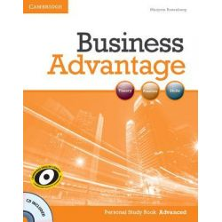 Business Advantage Advanced Personal Study Book with Audio CD by Marjorie Rosenberg, 9781107637832.