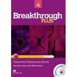Breakthrough Plus Teacher's Book + Digibook Code + Test Generator Level 4 by Carmella Lieske, 9780230438354.