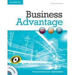 Business Advantage Intermediate Personal Study Book with Audio CD, Business Advantage by Marjorie Rosenberg, 9781107692640.