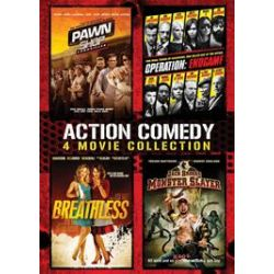 Action Comedy (4-Pack) (DVD)