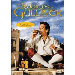 3 Worlds Of Gulliver, The (DVD 1960)