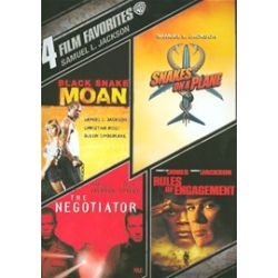 4 Film Favorites: Samuel L. Jackson (DVD)
