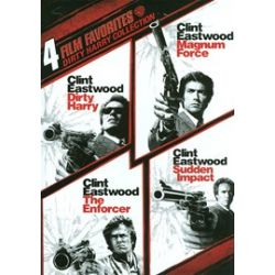 4 Film Favorites: Dirty Harry Collection (DVD 1971)