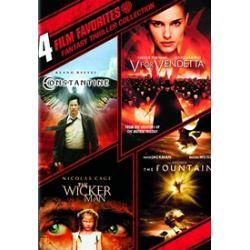 4 Film Favorites: Fantasy Thrillers Collection (DVD)