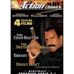 Action Classics: Volume 4 - The Chain Reaction (DVD 1984)