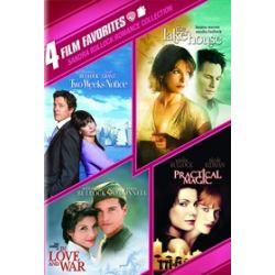 4 Film Favorites: Sandra Bullock Romance Collection (DVD)