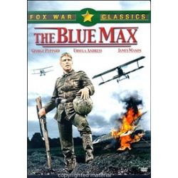 Blue Max, The (DVD 1966)