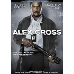 Alex Cross (DVD + Digital Copy + UltraViolet) (DVD 2012)