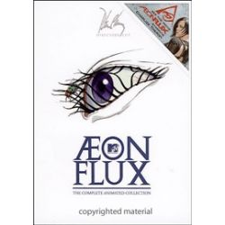 Aeon Flux: The Complete Animated Collection (DVD 1995)