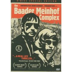 Baader Meinhof Complex, The: 2 Disc Special Edition (DVD 2008)