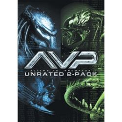 Alien Vs. Predator: Unrated Collector's Edition / Aliens Vs. Predator: Requiem - Unrated (2 Pack) (DVD 2008)
