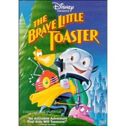Brave Little Toaster, The (DVD 1987)