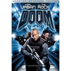 Doom: Unrated (Widescreen) (DVD 2005)