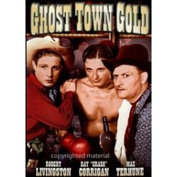 Ghost Town Gold (Alpha) (DVD 1936)