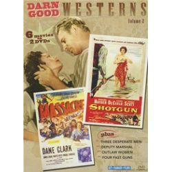 Darn Good Westerns: Volume 2 (DVD)