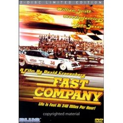 Fast Company 2 Disc Limited Edition (DVD 1979)