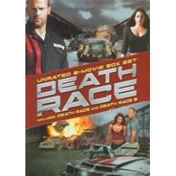 Death Race: Unrated / Death Race 2 (2 Pack) (DVD 2011)