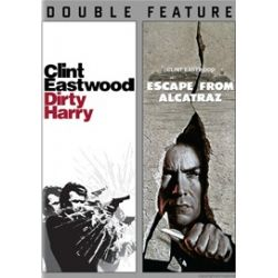 Dirty Harry / Escape From Alcatraz (Double Feature) (DVD)