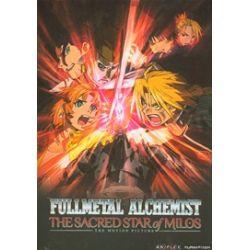 Full Metal Alchemist Brotherhood: The Sacred Star Of Milos (DVD)
