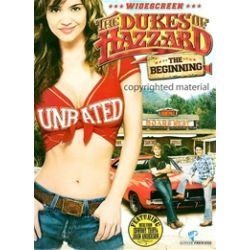 Dukes Of Hazzard: The Beginning - Unrated (Widescreen) (DVD 2007)