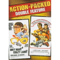 Dirty Mary, Crazy Larry / Race With The Devil (Double Feature) (DVD 1975)
