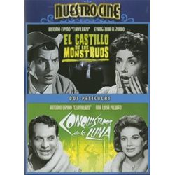 El Castillo De Los Monstruos (The Monsters' Castle) / Conquistador De La Luna (Conqueror Of The Moon) (Double Feature) (DVD 1958)