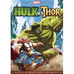 Hulk Vs. Thor (DVD 2008)