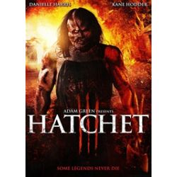 Hatchet III (DVD 2013)