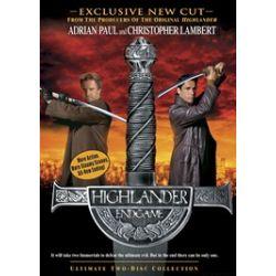 Highlander 4: Endgame (2-Disc Set) (DVD 2000)