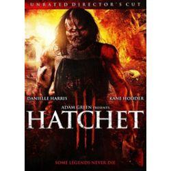 Hatchet III: Unrated Director's Cut (DVD 2013)