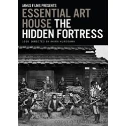 Hidden Fortress, The: Essential Art House (DVD 1958)