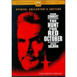 Hunt For Red October, The: Special Collector's Edition (DVD 1990)