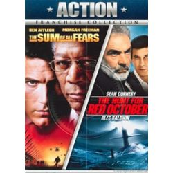 Hunt For Red October, The / The Sum Of All Fears (Double Feature) (DVD)